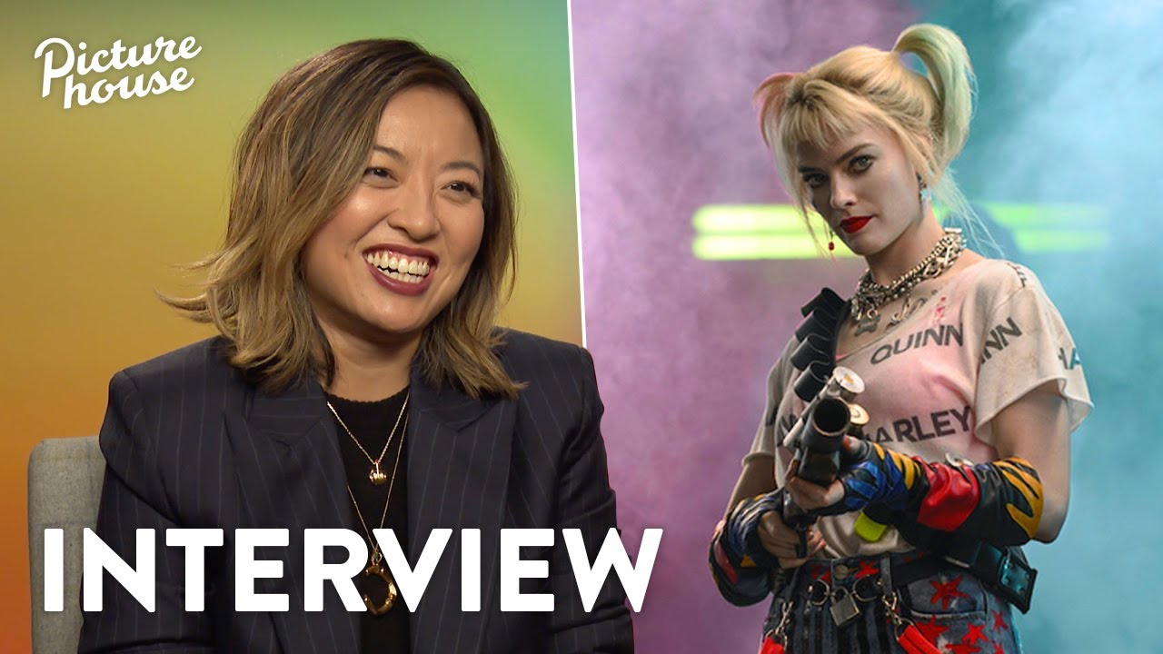 Cathy Yan On Directing Birds Of Prey Interview Youtube
