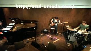 2014.12.26. azul Live 遠藤真理子(Sax) Quartet - Maputo -