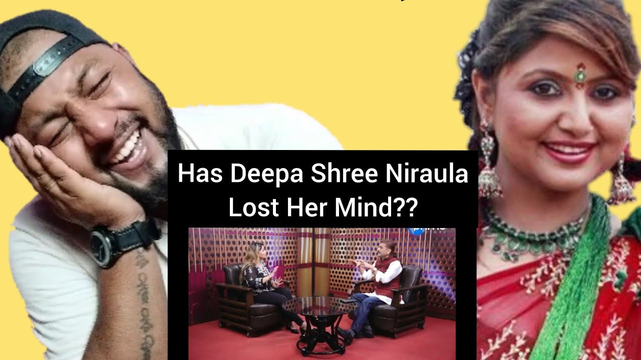 || Deepa Shree Niraula Lost Her Mind ?? || Rajesh Hamal Maha Nayak Issue ||