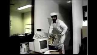 I am Computer Man (Macintosh Vintage Ad, with english subs)