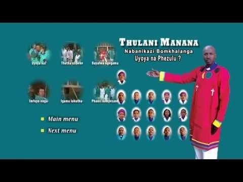 thulani manana Uyoya na Phezulu?