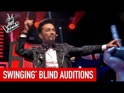 The Voice | The coaches COULDN'T SIT STILL