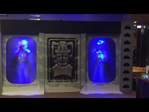 Cybermen break out the Tomb.