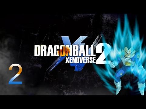 Dragonball Xenoverse 2 Playthrough Part 2