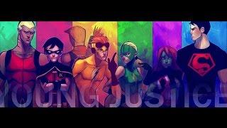 Юная Лига Справедливости  1 сезон 2 серия