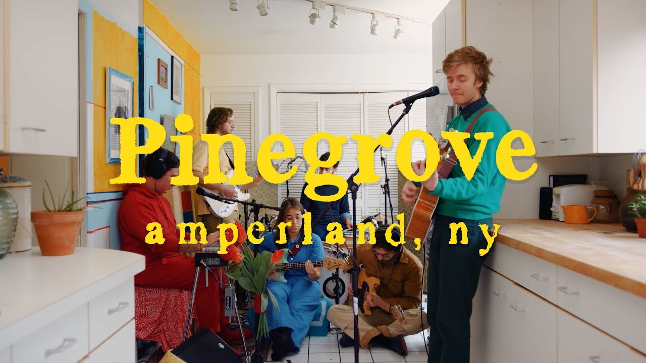 "Played in Pinegrove movie, ""Amperland, NY"""