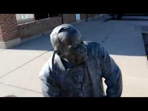 City of Presidents Walk - Rapid City