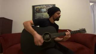 Muchacho (Kings Of Leon) acoustic cover by Joel Goguen