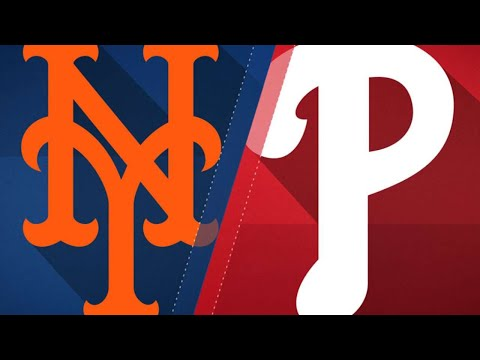 deGrom goes the distance in Mets 3-1 win: 8/18/18