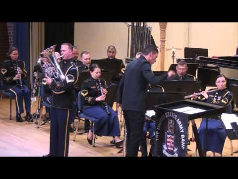 LIVE - The U.S. Army Concert Band