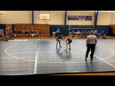Parkwood High School Duals - Dalton Miller -138lbs