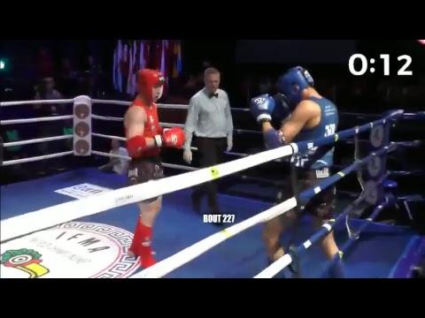 World Muaythai Championships 2018 Ring A_Day 3