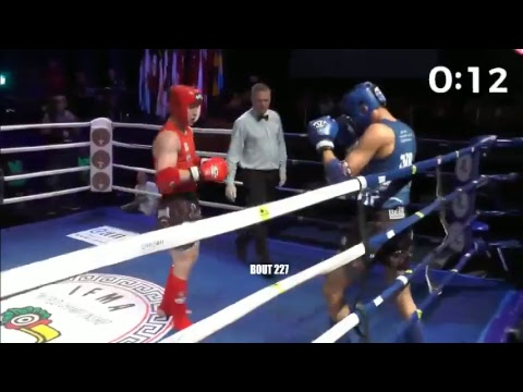 World Muaythai Championships 2018 Ring A_Day 3