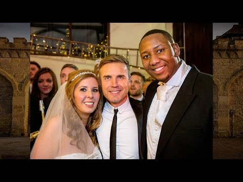 Nether Winchendon Wedding With Gary Barlow Singing Nigel Harper Photography