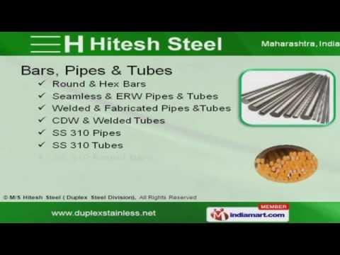 Industrial Equpiment By M/S Hitesh Steel ( Duplex Steel Division), Mumbai