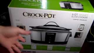 WEMO Smart CrockPot Slow Cooker, Cook Your Food From Anywhere