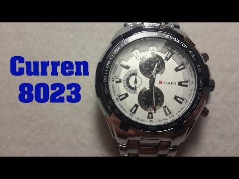 Часы curren m8023 характеристика