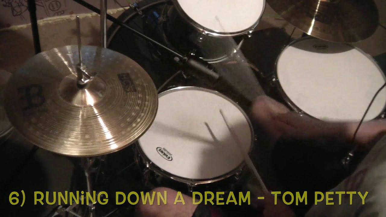 20 songs 1 drum beat