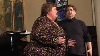 "Cavalleria Rusticana Duet ""Ah! Lo vedi""  Debra Patchell and David Schuster"