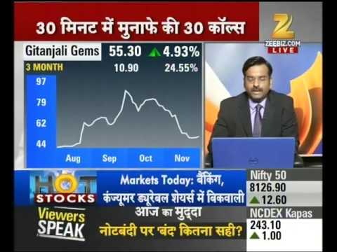 Hot Stocks : Telecom, Reality, Metal and OMCs shares hit the market well