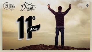 21 Dias de Oração e Jejum - Olhe Para Deus - Dia 11