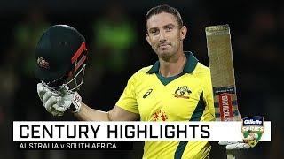 Marsh shines with ODI century No.6