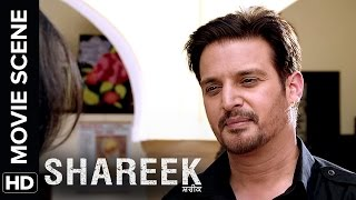 Jimmy Sheirgill doesn't give up on Mahie Gill | Shareek | Movie Scene