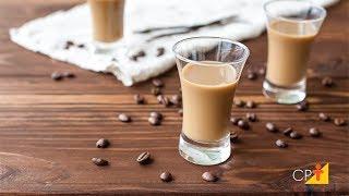 Como Fazer Licor de Café Cremoso - Curso Receitas com Café CPT