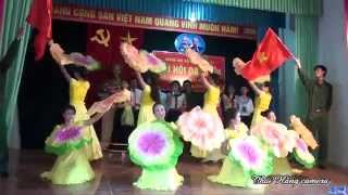 Video Múa Việt Nam ơi mùa xuân đến rồi Xã Nghĩa Hoàn Tân Kỳ Nghệ An download MP3, 3GP, MP4, WEBM, AVI, FLV November 2017