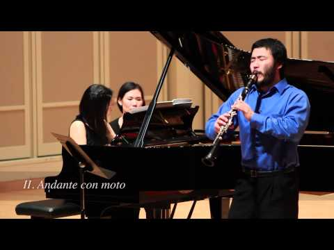 Grand Duo Concertant, Op. 48 by Carl Maria von Weber