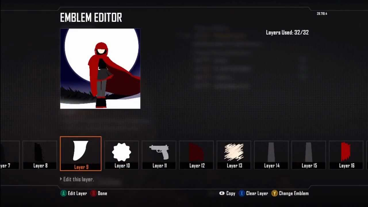rwby how to make an oc emblem