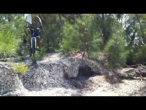 Mountain Bike Trail Riding (Some Falls) - Oleta River State Park