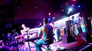 Femi Kuti - Shotan 2013 Belly Up Solana Beach CA