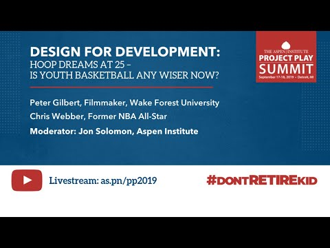 Design for Development: Hoop Dreams at 25 – Is Youth Basketball Any Wiser Now?