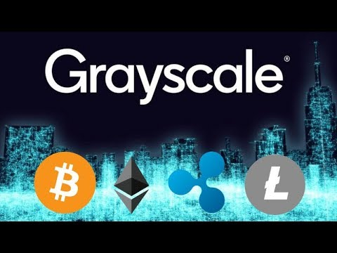 Grayscale Launches Investment Fund which includes Bitcoin, Ethereum, Ripple XRP, Litecoin & BCH