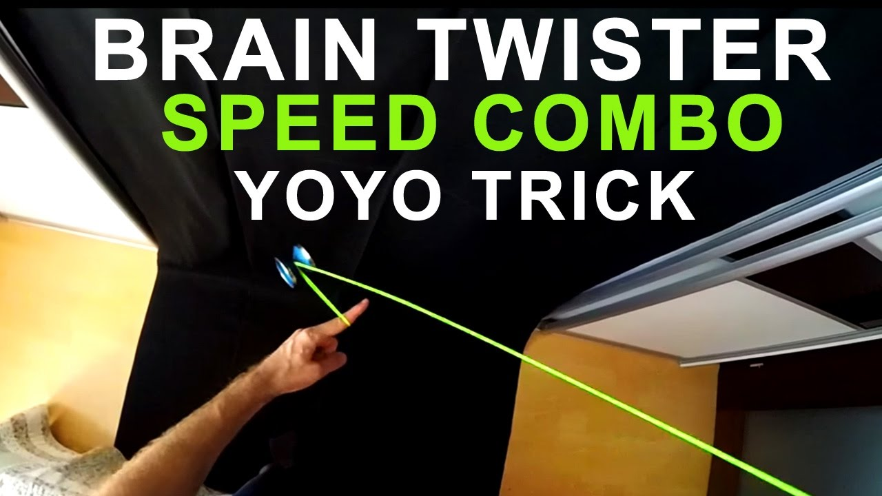 Brain twister speed combo yoyo tutorial youtube brain twister speed combo yoyo tutorial malvernweather Image collections