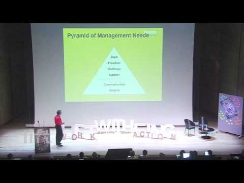 """Henry Stewart - The """"Happy Manifesto"""": Creating Great Places to Work"""
