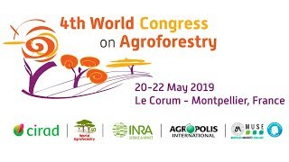 4th World Congress on Agroforestry - Day 1 - Plenary sessions