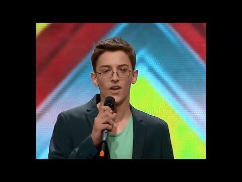 X Factor - Giorgi Lafachishvili
