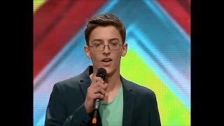 Repeat youtube video X ფაქტორი - გიორგი ლაფაჩიშვილი | X Factor - Giorgi Lafachishvili