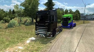 Download Euro Truck Simulator 2 Italia W Enzino MP3, MKV