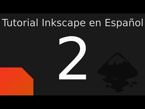 Tutorial de Inkscape en Español #2 Batman