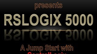 RS5K-2 RSLogix5000 Quick Start - ControlLogix