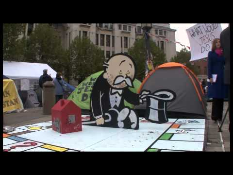 Heather Stewart of Observer @OccupyLSX - UK, Greece, austerity and big banks