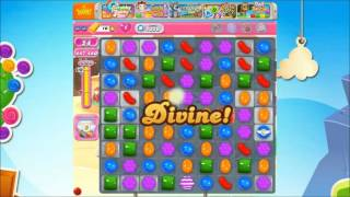 Candy Crush Saga, Level 1326, No Boosters, Three Stars