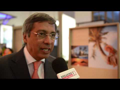 Xavier Luc Duval, Minister of Tourism, Mauritius