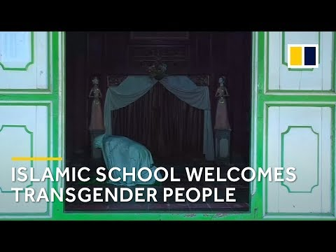 Transgender students welcomed by Islamic school in Indonesia