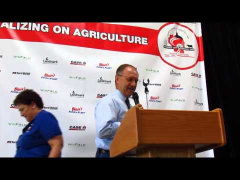 Dane County Wisconsin Farm Technology Days -- Media Day -- July 9, 2015