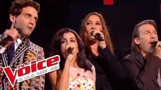 INXS – Need You Tonight | Zazie, Mika, Jenifer & Florent Pagny | The Voice France 2015 | Prime 2