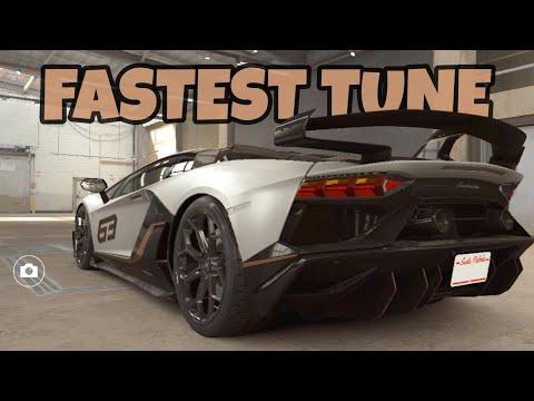 Csr2 Lamborghini Aventador Svj 63 Edition Fastest Tune